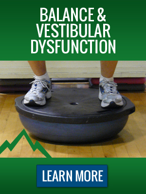 Balance and Vestibular Dysfunction